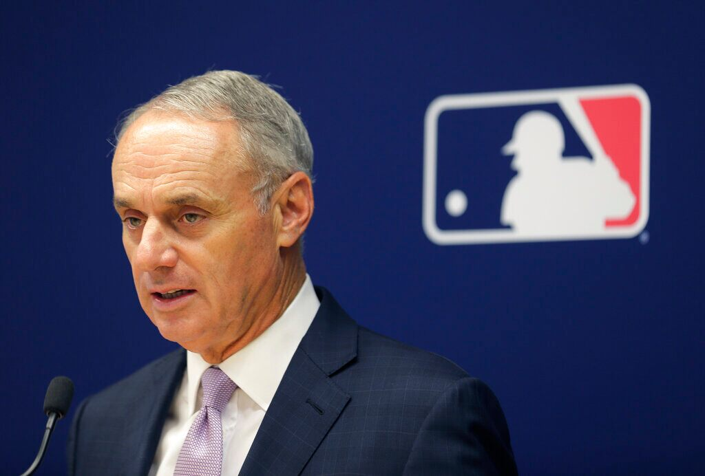 rob manfred - photo #22